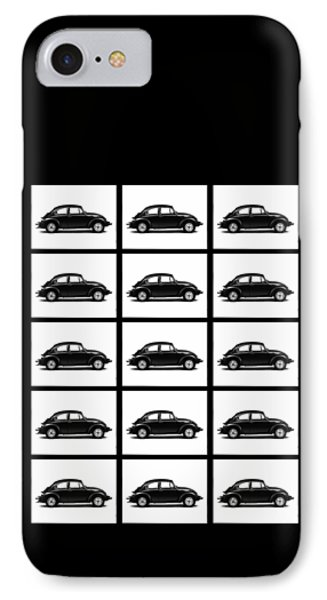 Vw Theory Of Evolution IPhone 7 Case by Mark Rogan