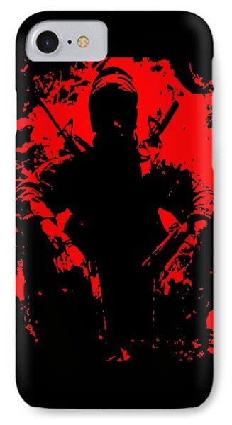 War Is Hell 2 IPhone Case by Brian Reaves