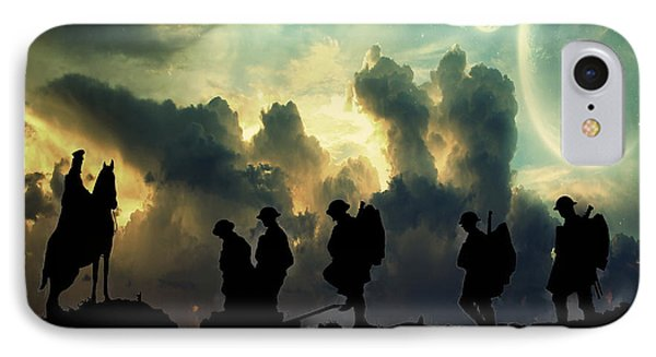 War Zone IPhone Case by Stephen Smith