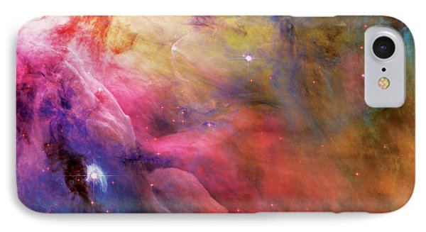 Warmth - Orion Nebula IPhone Case by Jennifer Rondinelli Reilly - Fine Art Photography