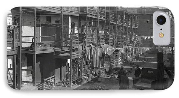 Washington Slum, 1935 Phone Case by Granger