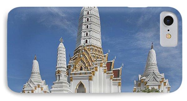 Wat Phitchaya Yatikaram Prangs Dthb1186 Phone Case by Gerry Gantt