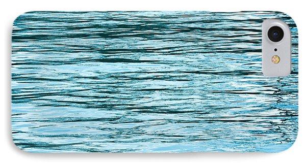 Water Flow IPhone 7 Case by Steve Gadomski