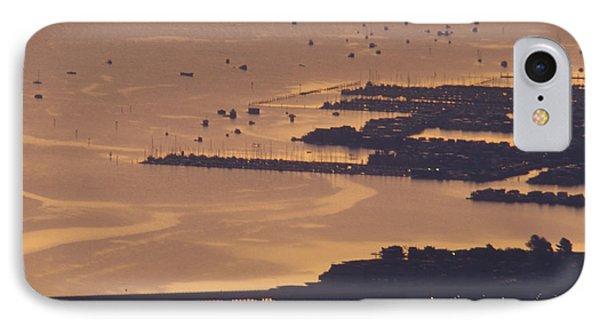 Watercraft Parking Lot IPhone Case by Soli Deo Gloria Wilderness And Wildlife Photography