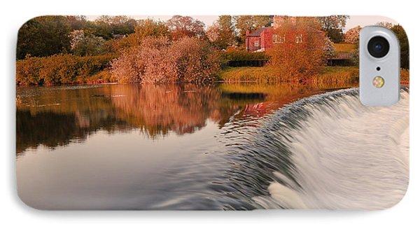 Waterfall06 Phone Case by Svetlana Sewell