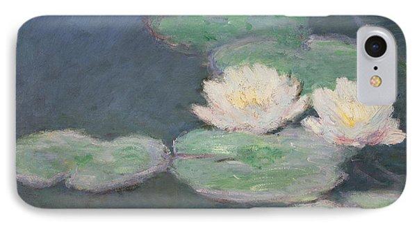 Waterlilies IPhone Case by Claude Monet