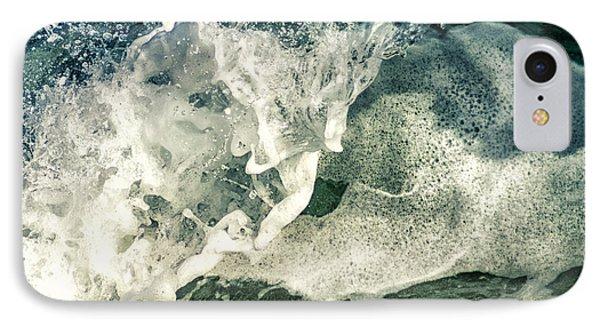 Wave1 IPhone Case by Stelios Kleanthous