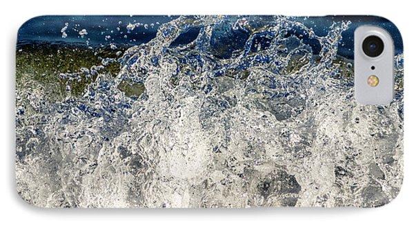 Wave4 IPhone Case by Stelios Kleanthous