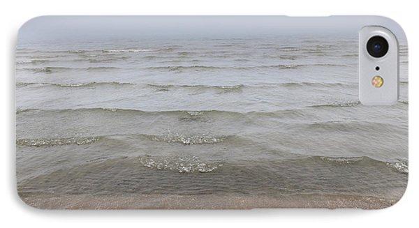 Waves In Fog IPhone Case by Elena Elisseeva