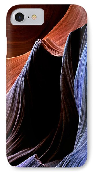 Waves IPhone Case by Mike  Dawson