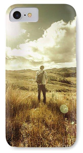 West Coast Tasmania Explorer IPhone Case by Jorgo Photography - Wall Art Gallery