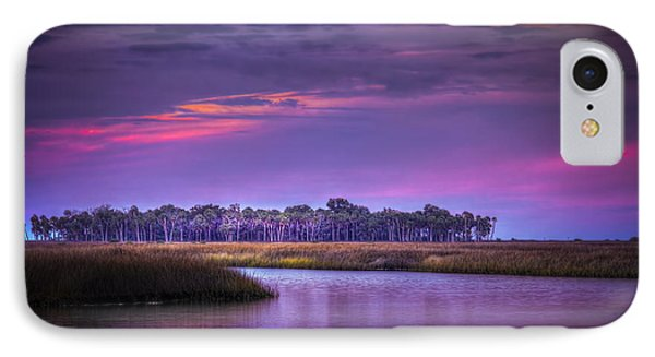 Whispering Wind IPhone Case by Marvin Spates
