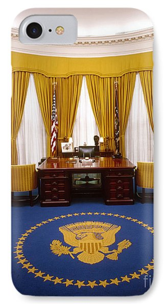 White House: Oval Office IPhone Case by Granger