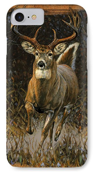 Whitetail Deer Phone Case by JQ Licensing