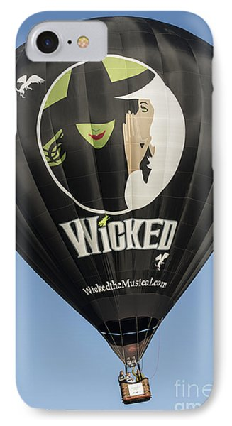 Wicked IPhone Case by Juli Scalzi