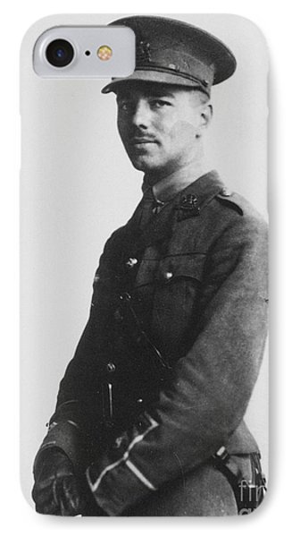 Wilfred Owen (1893-1918) Phone Case by Granger