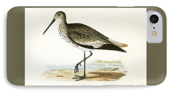 Willet IPhone Case by English School