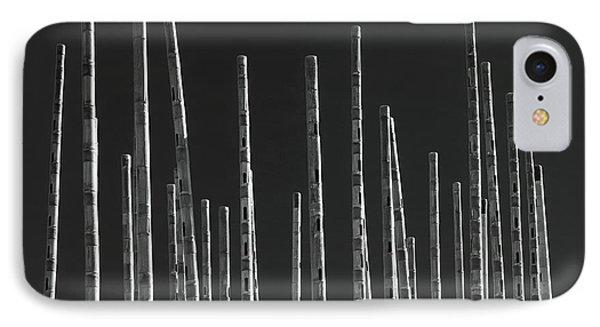 Wind Organ Phone Case by Wim Lanclus