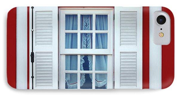 Window Stripes IPhone Case by Carlos Caetano