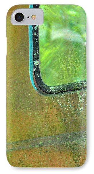Window To The Past Phone Case by Jan Amiss Photography