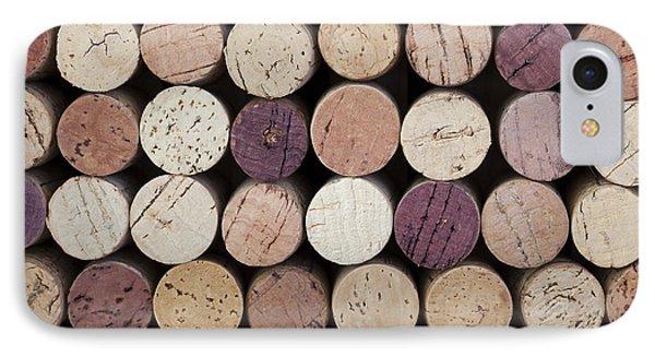 Wine Corks  IPhone Case by Jane Rix