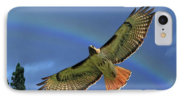 Wings 2 IPhone 7 Case by Donna Kennedy