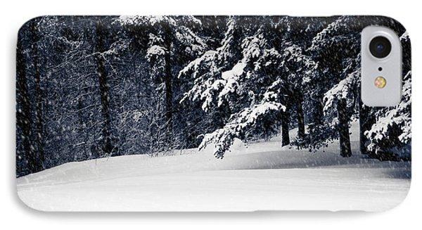 Winter Storm IPhone Case by Maggie Terlecki