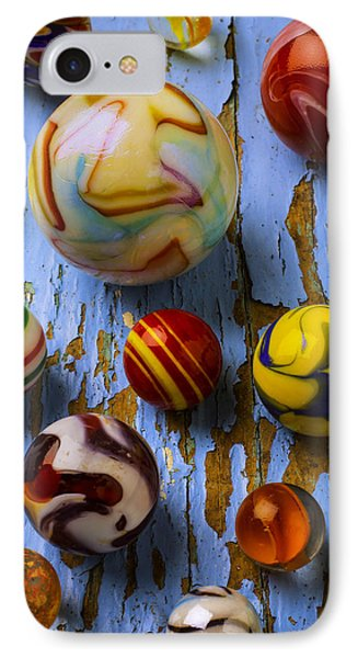 Wonderful Glass Marbles IPhone Case by Garry Gay