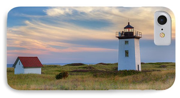 Wood End Light Cape Cod IPhone Case by Bill Wakeley
