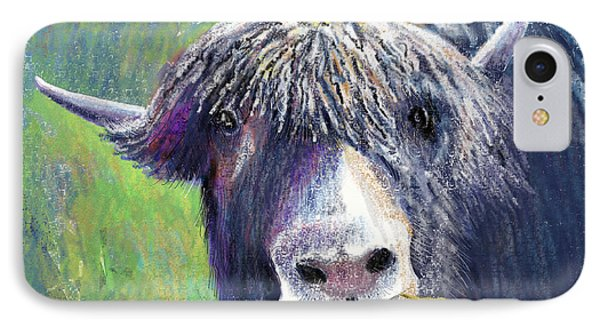 Yakity Yak IPhone Case by Arline Wagner