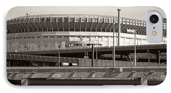 Yankee Stadium    1923  -  2008 IPhone 7 Case by Daniel Hagerman