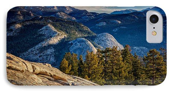 Yosemite Morning IPhone 7 Case by Rick Berk