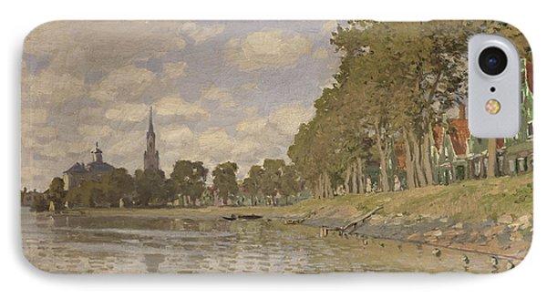 Zaandam IPhone Case by Claude Monet