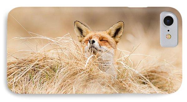 Zen Fox Series - Zen Fox 2.7 IPhone 7 Case by Roeselien Raimond