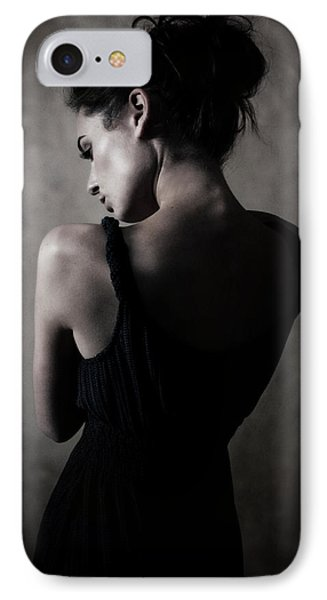 Zu IPhone Case by Cambion Art