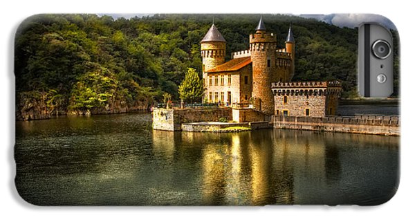 Chateau De La Roche IPhone 7 Plus Case by Debra and Dave Vanderlaan