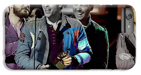 Coldplay IPhone 7 Plus Case by Marvin Blaine