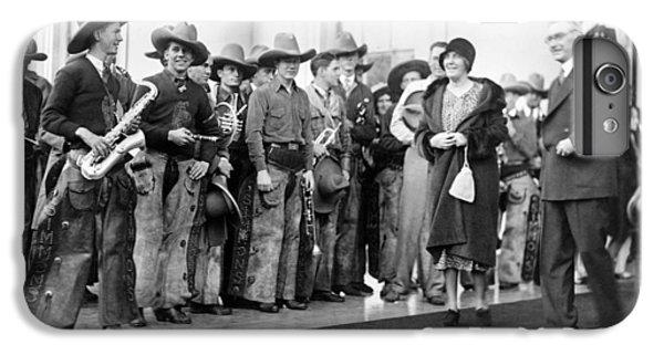 Cowboy Band, 1929 IPhone 7 Plus Case by Granger