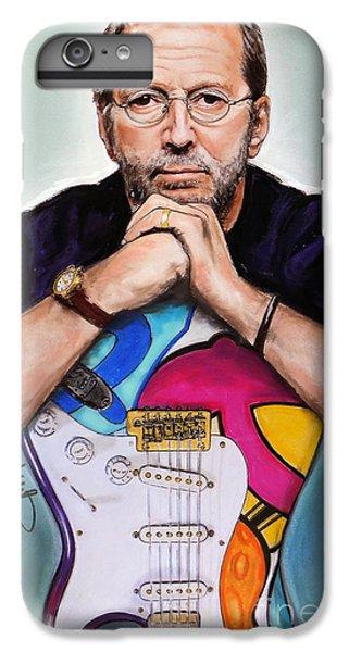 Eric Clapton IPhone 7 Plus Case by Melanie D