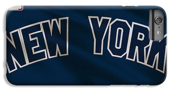 New York Yankees Uniform IPhone 7 Plus Case by Joe Hamilton