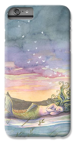 Rest On The Horizon IPhone 7 Plus Case by Sara Burrier