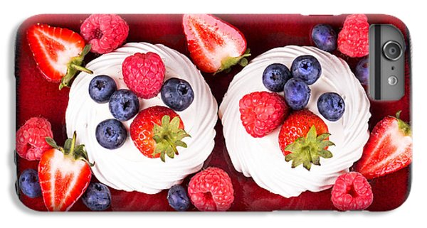 Summer Fruit Platter IPhone 7 Plus Case by Jane Rix