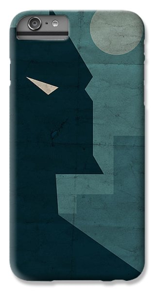 The Dark Knight IPhone 7 Plus Case by Michael Myers