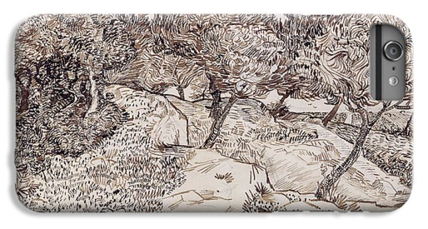 The Olive Trees IPhone 7 Plus Case by Vincent Van Gogh