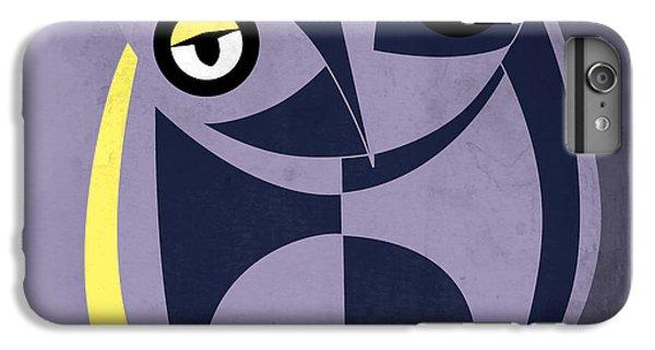 Bird IPhone 7 Plus Case by Mark Ashkenazi