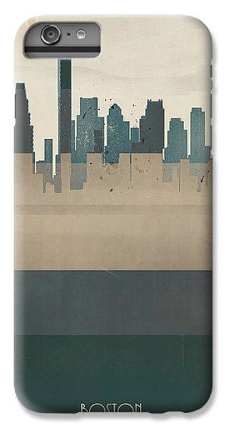 Boston City Massachusetts IPhone 7 Plus Case by Bri B