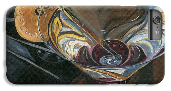Chocolate Martini IPhone 7 Plus Case by Debbie DeWitt