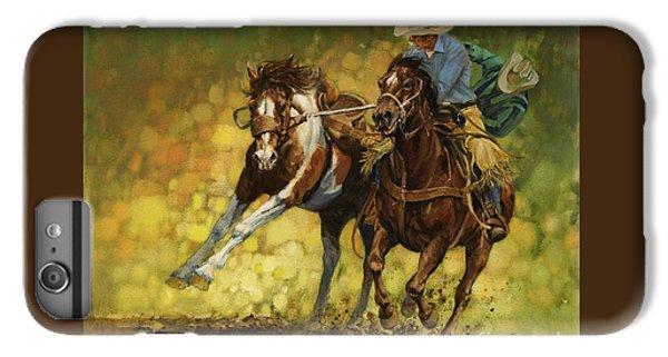 Rodeo Pickup IPhone 7 Plus Case by Don  Langeneckert