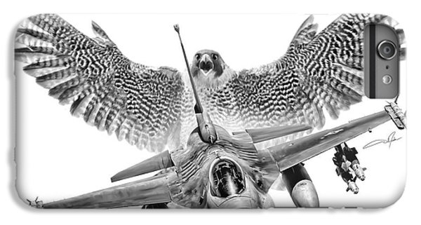 F-16 Fighting Falcon IPhone 7 Plus Case by Dale Jackson