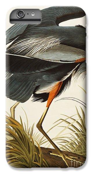 Great Blue Heron IPhone 7 Plus Case by John James Audubon